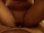 Stiff and hot boobs with erected nipples