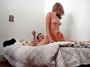 Horny couple making an awesome sextape