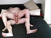 Our homemade deepthroat, cowgirl, and pussy pounding