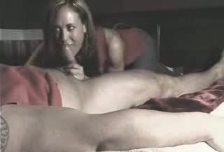 Bar Slut Blowjob