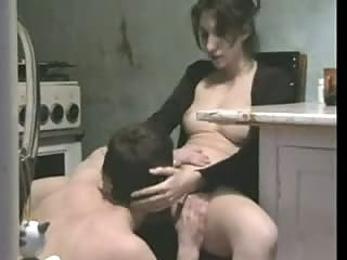 Taping her masturbating then fucks her