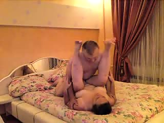 Married mature couple fucks