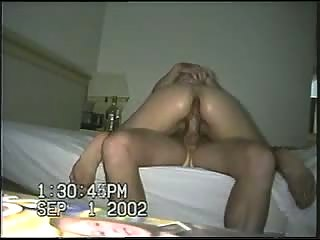 She is having orgasm while riding cock
