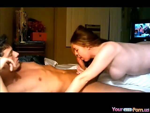 Hot Teen Sextape With Hair Pulling