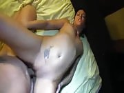 Orgasmic girl enjoy fuck
