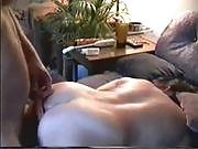 YOUNG WHORE SUCKS COCK, DOES IT DOGGY STYLE FOR A MESSY FACIAL