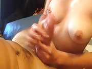A Tit Job for a Long Cock