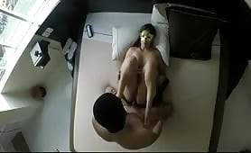 Voluptuous Masked Chick Gets Pounded