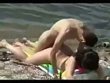 Real Sex at the lake