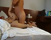 Fucking my hungarian wife in the ass