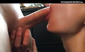 A Gentle and Satisfying Blowjob