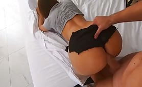 Fantastic ass and tits she is perfect