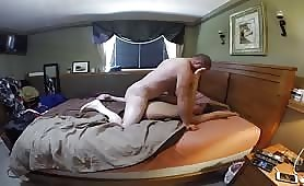 Cheating wife getting fucked hard and rough