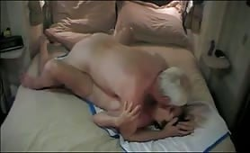 Mature Lady Slammed by Her Old Partner