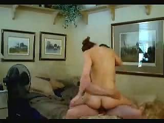 He loves to fuck with his skinny girlfriend