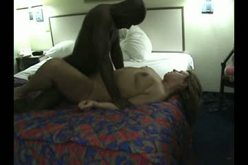 Chubby Milf Getting Black Cock