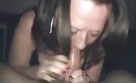 Blowjob Pro Deepthroats Dick POV