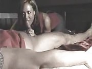 Attractive Milf Gives an Unforgettable Blowjob