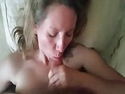 Milf Mixes Cock Riding With Masturbation