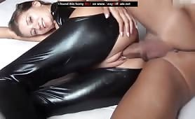 Horny Milf Loves to Get Ass Drilled
