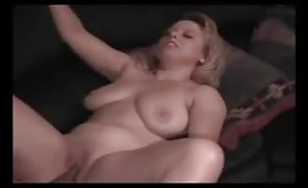 Blonde's Escape to Black Cock