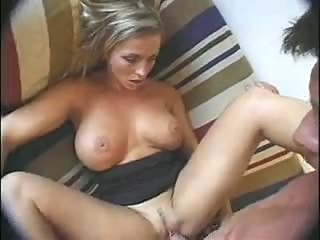 Hidden camera cought blonde chick fucking
