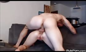 Chick Wants Anal After She Squirts