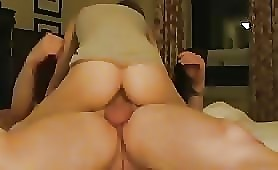 Sexually addicted girlfriend wants to fuck all the time